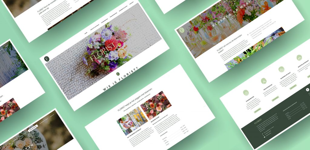 Website Florist